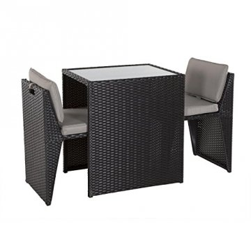 balkonm bel set rattan. Black Bedroom Furniture Sets. Home Design Ideas
