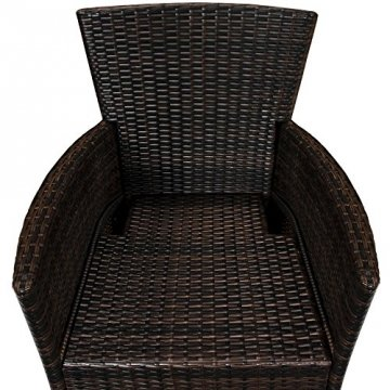 gartenm bel set rattan sitzgarnitur gartenmoebel. Black Bedroom Furniture Sets. Home Design Ideas